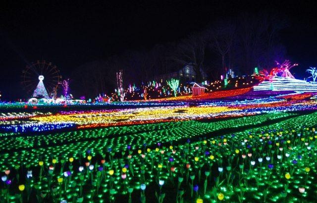 一起在浪漫的燈飾景點下度過聖誕節吧!【關東篇】